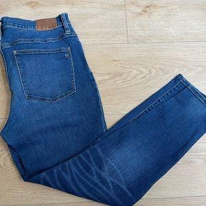 Madewell skinny jeans 💙